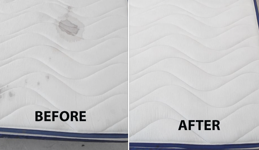 Mattress Steam Cleaning And Steam Disinfection Steam On
