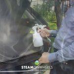Saneamiento de interiores de vehículos con nebulización @50micras